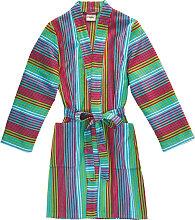 BADEMANTEL Multicolor