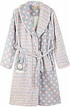 Bademantel NAN Liang Pyjamas Frauen Winter lang