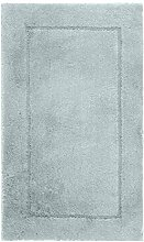 Badematte Aquanova Accent Silbergrau-80 x 160 cm