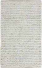 Badematte Aquanova Cesar Elfenbein-Badmat (70 x 120 cm)