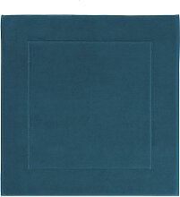 BADEMATTE Blau 60/60 cm