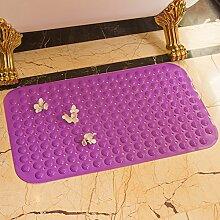 Badematte Dusche Matte Dusche Mit Saugnapf Massage Bad Matten Teppiche Badezimmer Toiletten Vor Ort-E 36x72cm(14x28inch)