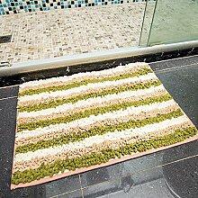 Badematte Fußmatte Rutschfeste Wohnzimmer