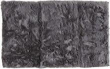 BADEMATTE Grau 60/100 cm