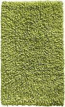 Badematte Lisa, grün (Badteppich 80/150 cm)