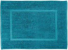 Badematte Merkur, 50x70 cm (BxL), türkis