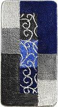 Badematte Milano, blau (45/50 cm))