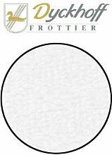 Badematte Opal Farbe: Weiß, Größe: 0,35 cm H x