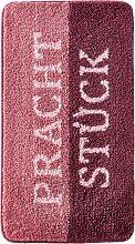 Badematte Prachtstück, rosa (Vorleger für Hänge-WC 45/50 cm)
