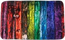 Badematte Rainbow Sanilo, 70 x 110 cm, sehr weich,