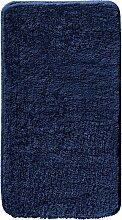 Badematte Rimini, blau (Vorleger für Stand-WC 45/50 cm)
