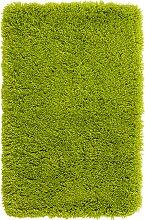 Badematte Rom, grün (Vorleger für Stand-WC 45/50