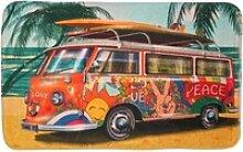 Badematte Summer Bus Sanilo, 50 x 80 cm, sehr