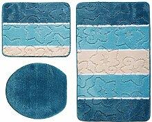 Badematte (Turquoise)