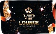 Badematte VIP Lounge Sanilo, 70 x 110 cm, sehr
