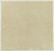 BADEMATTE Weiß 60/60 cm