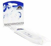 BADETHERMOMETER mit Griff weiß 115004 1 Stück