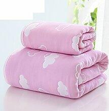 Badetuch baumwolle, Baby soft baby handtuch,