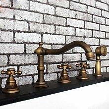 Badewanne Armatur dusche Wasserhahn Zeichnung sitzen Dusche voll Kupfer Wasserhahn Dusche