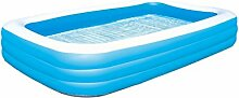 Badewanne Aufblasbares Schwimmbecken Blau