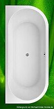 Badewanne COMA U 180x80-80x180 Acryl