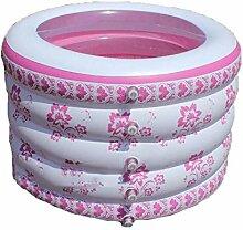 Badewanne, Pools Aufblasbare Rosa Kind Baby Umwelt