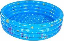 Badewanne, Pools Kinder Blau Runde aufblasbarer
