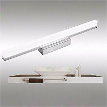 Badewanne Spiegel Lampen lisafeng Led vor dem Spiegel Licht wasserdicht und Bäder, minimalistischen modernen Spiegel container, 69cm 16 w warmes Lich
