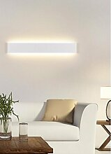 Badewanne Spiegel Lampen LisaFeng Spiegel vorne Licht LED aluminium Wandleuchte Badezimmer Spiegel vorne Licht, warmes Licht, B 41 CM