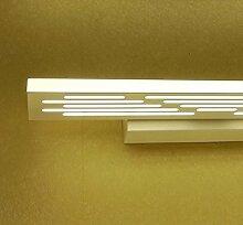 Badewanne Spiegel Lampen LisaFeng vor dem Spiegel Lampe LED Feuchtigkeit resistent Acryl Spiegel container Licht, 52cm - weiß