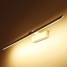 Badewanne Spiegel Lampen LisaFeng vor dem Spiegel LAMPE LED-Abdichtung spiegel Lampe, 71 CM warmes Lich