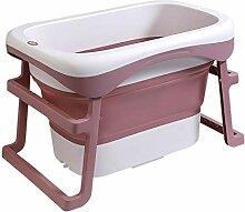 Badewannen Faltbare Baby Bath Barrel kann sitzen