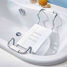 Badewannen-Sitz, ergonomischer Sitz ohne Kanten