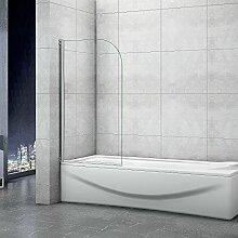 Badewannenaufsatz 80x140cm Duschabtrennung
