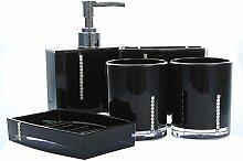 Badezimmer Accessoires - SODIAL(R)5 Teiliges