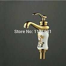 Badezimmer-Armaturen für Waschbecken,