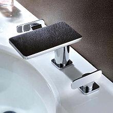 Badezimmer Bad 3Loch Waschbecken Badewanne Armatur