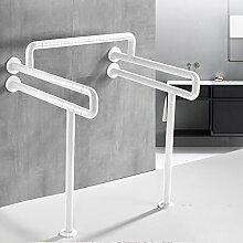 Badezimmer barrierefrei wc sicherheit rahmen