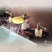 Badezimmer Becken Waschbecken Aufgeteilt Waschbecken Wasserhahn Bad Hardware