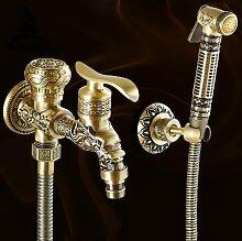 Badezimmer Bidet Dusche Wasserhahn Mixer antiken