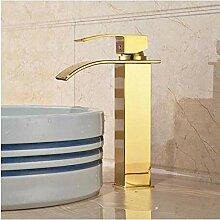 Badezimmer Dekoration Wasserhahn Wasserfall