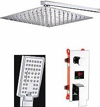 Badezimmer Duschsystem, LED Digitalanzeige