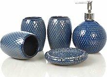 Badezimmer einfach resin Kits/Badezimmer Zubehör Sets/Zahnbürste Becher / kreative Geschenke