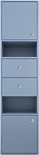 Badezimmer Hochschrank - Tom Tailor 4974 - Blau