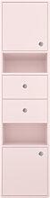 Badezimmer Hochschrank - Tom Tailor 4974 - Rosa