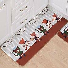 Badezimmer Küche Bodenteppich Rutschfeste