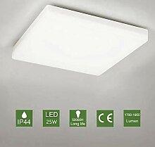 Badezimmer küche LED Deckenleuchte Platz