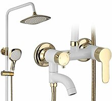 Badezimmer Luxus Regen Mixer Dusche Combo Set