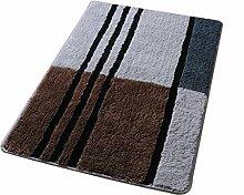 Badezimmer Matte Mats Matratze Fußmatte Mode Badezimmer Teppich Hausschuhe Pad Bad Matte ( größe : 40*60cm )