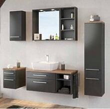 Badezimmer Möbel Set inkl. Keramik